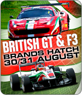 British F3 and GT Championships - Brands Hatch