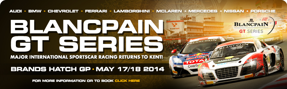 Blancpain GT Series - Brands Hatch