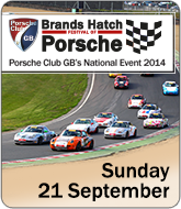 Brands Hatch Festival of Porsche