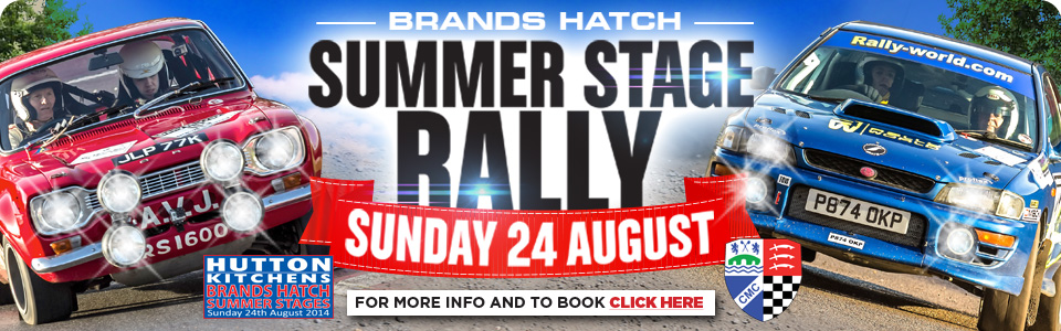 Summer Stage Rally - Brands Hatch
