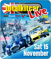 Total Kit Car Live - Brands Hatch
