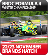 BRDC Formula 4 - Brands Hatch