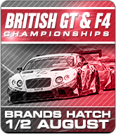 British GT and F4 Championships - Brands Hatch