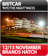 Britcar 'into the night' Races