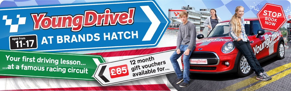 YoungDrive at Brands Hatch