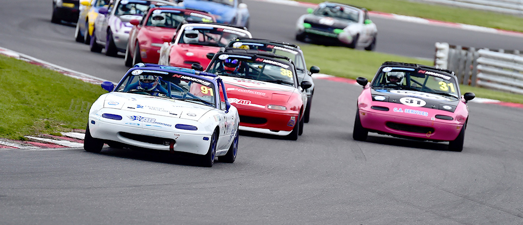 5 Club Racing MX5 Cup