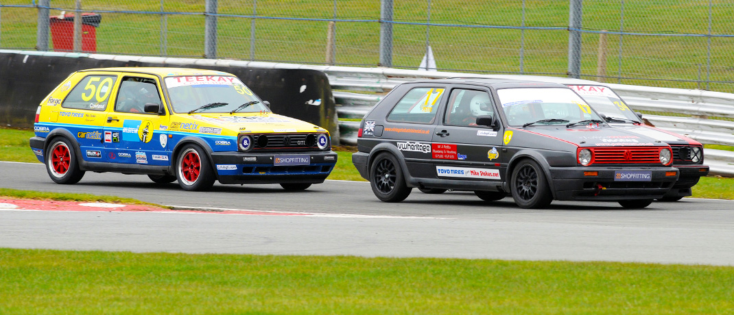 Teekay Couplings MK2 Production Gti Championship