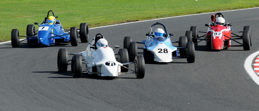 Avon Tyres Formula Ford 1600 National Championship