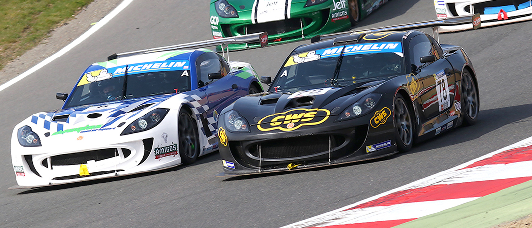 Michelin Ginetta GT4 SuperCup