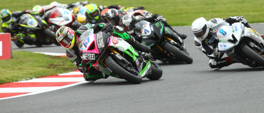 Dickies British Supersport Championship