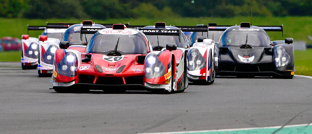 Henderson Insurance LMP3 Cup Championship