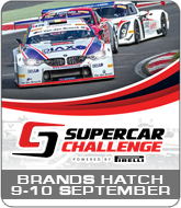 Supercar Challenge - Brands Hatch