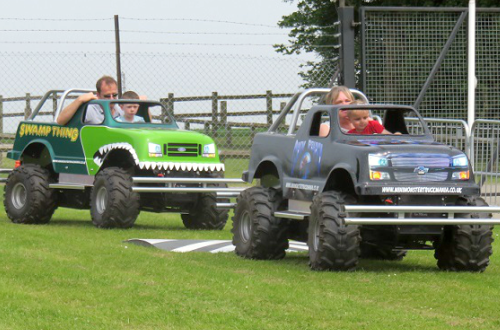 Mini Monster Truck Mania - Sunday