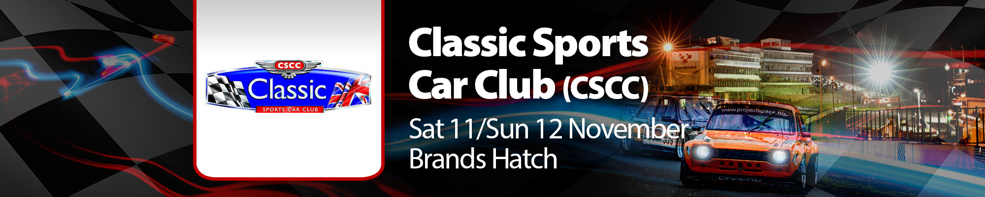 CSCC Brands Hatch Night Race Meeting