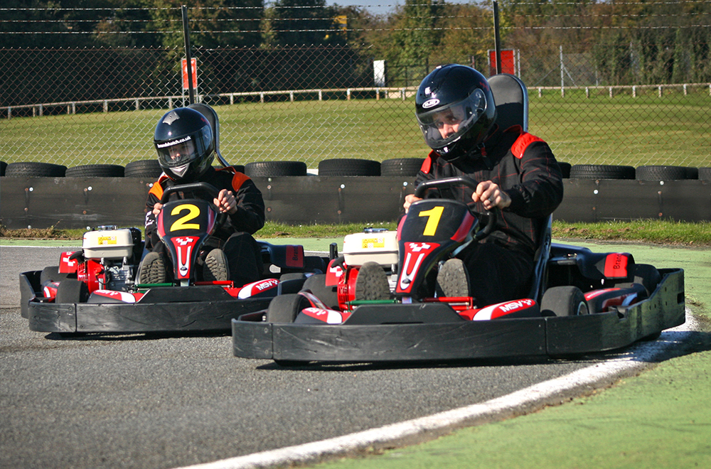 Go Karting- Monday