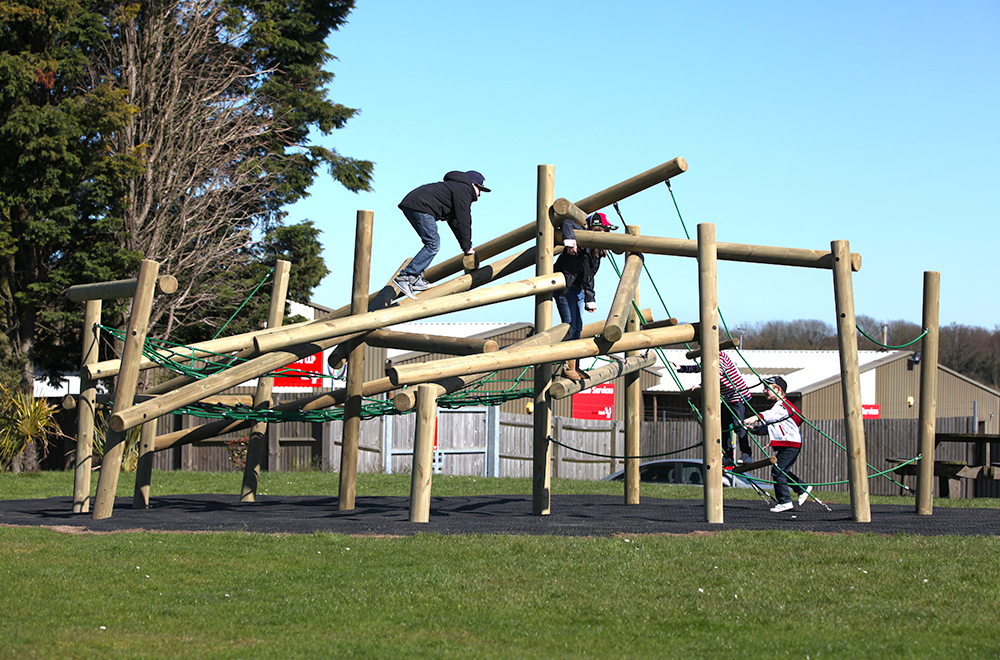 Adventure Playground- Sat, Sun & Mon
