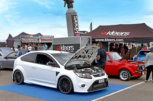 Show & Shine with Kleers