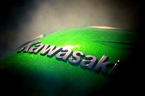 Kawasaki Display