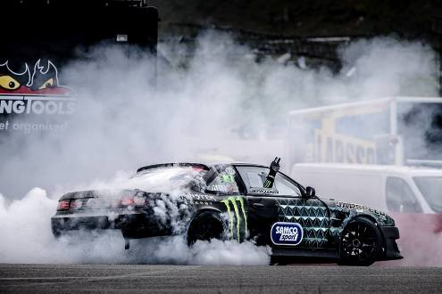 Monster Energy Drift Demo
