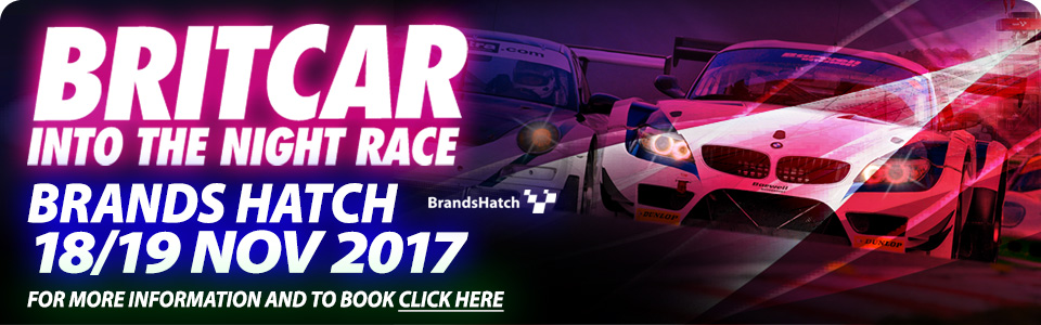 Britcar night race - Brands Hatch