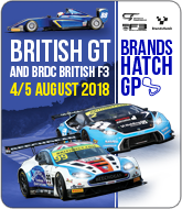 British GT-F3 - Brands Hatch