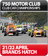 750 Motor Club - Brands Hatch