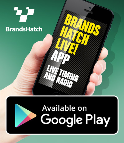 Brands Hatch Live! App