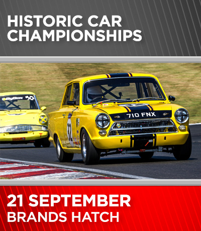 Historic Sports Cars - Brands Hatch