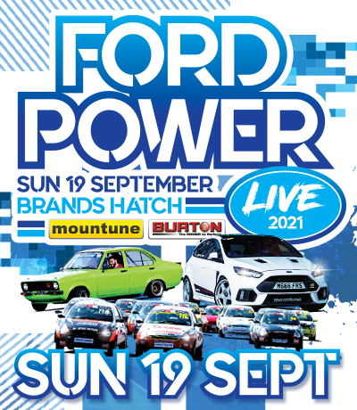 Brands Hatch Ford Power Live